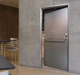Fire-Resistant Doors and Frames
